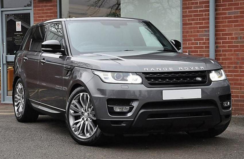 Range Rover Sport 3.0 SDV6 HSE Dynamic 2013 - £63,995