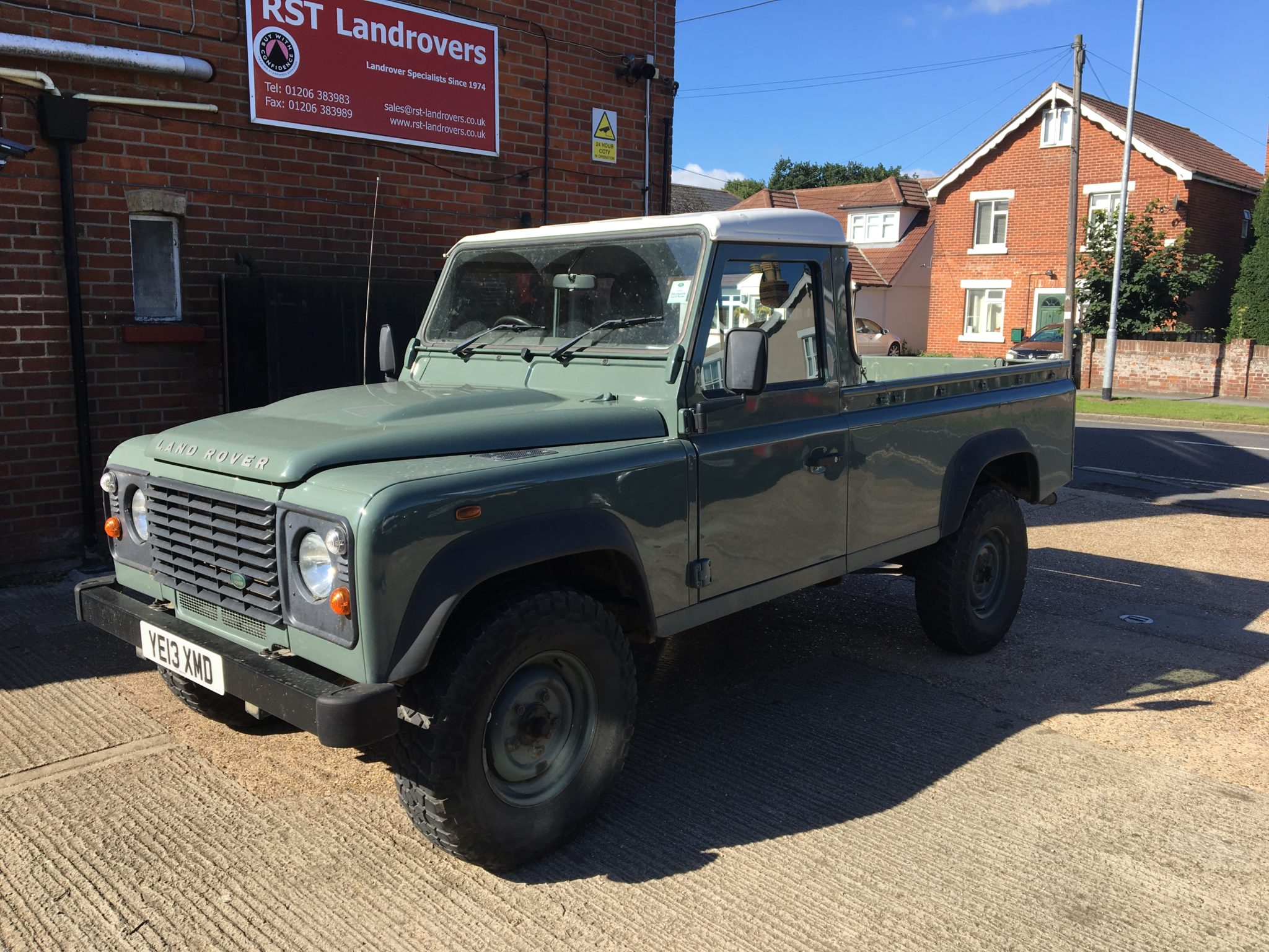 blue landrover rhfunrovercom marine for sale defender blog tribute is rover land rhpinterestcom perfect funrover vintage simply
